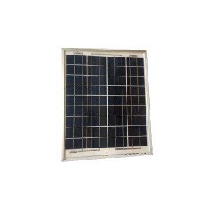 Pantec Solar Polikristal 20W Güneş Paneli