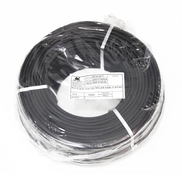 4 mm2 Solar Kablo